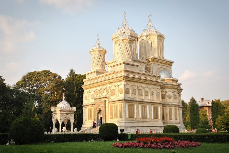 Cathedral of Curtea de Argeș by Gabriela Cozma - Buildings & Architecture Other Exteriors