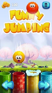 Funny jumping