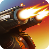 APK Game Rocket Tower Defense Zone for BB, BlackBerry