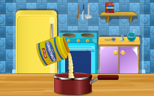 Cooking Homemade Ice Cream - screenshot