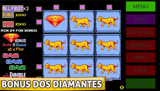 Diamond Dogs - gratis hundetema slots