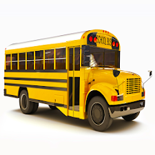 School bus games free
