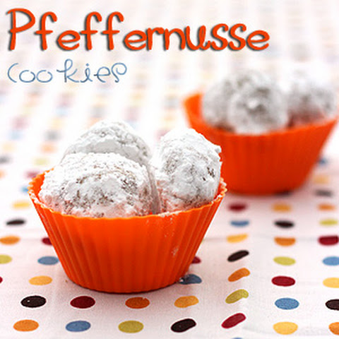 Pfeffernusse Cookies