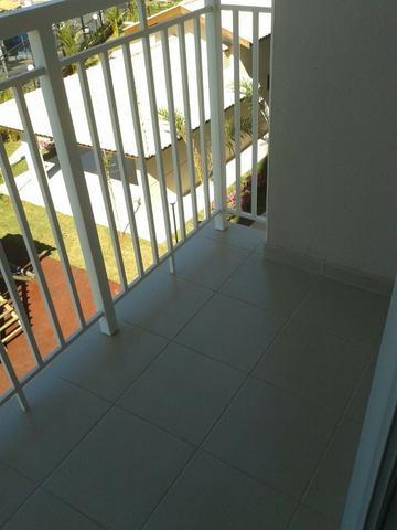 Apartamento com 2 dormitórios para alugar, Condomínio Morada dos Pinheiros - Jardim Maria de Fátima - Várzea Paulista/SP