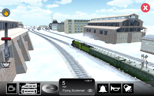 Game Train Sim APK for Windows Phone