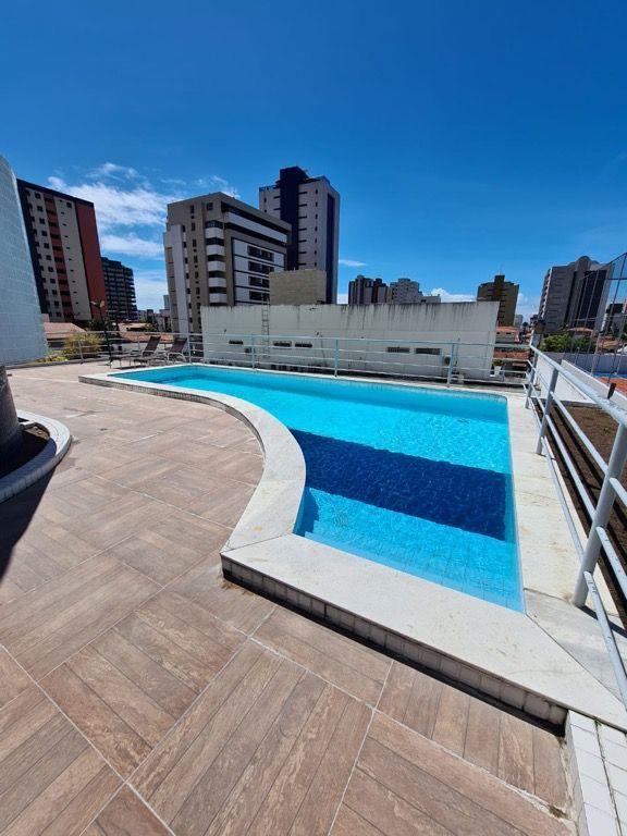 Apartamento com 3 dormitórios para alugar, 210 m² por R$ 2.170,00/mês - Manaíra - João Pessoa/PB