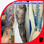 Forearm Tattoo Collections APK Image
