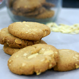 Almond And Vanilla Cookies…
