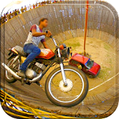 Well Of Death Car Stunt Rider APK for Windows