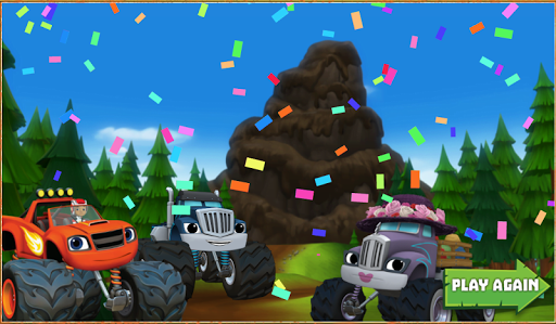 Blaze Mud Race Mountain For PC