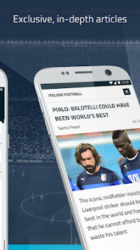 Goal.com APK screenshot thumbnail 3