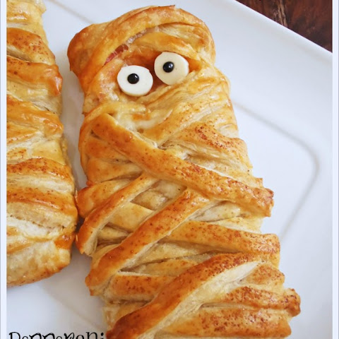 Pepperoni Mummy Braid