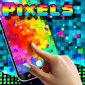 Download Pixels live wallpapers APK for Android Kitkat
