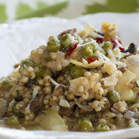 Super Easy Sorghum Risotto