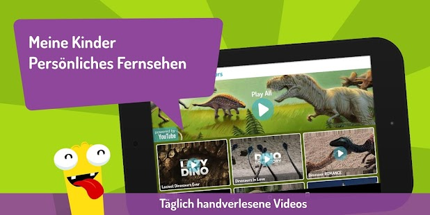 KIDOZ Kinder Spiele & Videos Screenshot