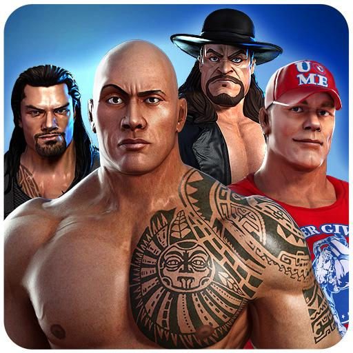 WWE Champions Free Puzzle RPG (game)