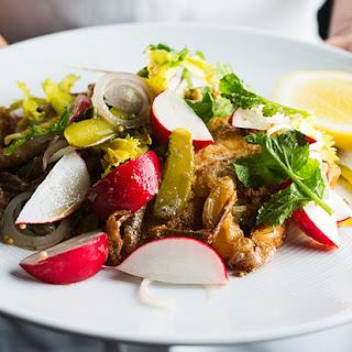 Soft Shell Crab Salad Recipes
