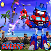 App Cheat Angry Birds Transformers 1.0 APK for iPhone