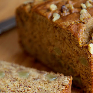 Vegan Banana Apple Chunk Bread