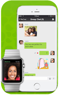 Talk Friends With Wechat - screenshot