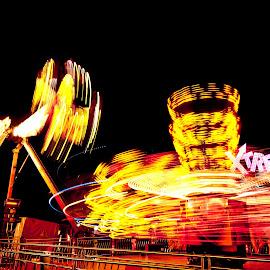 Xtreme by Mindaugas Karaliunas - City,  Street & Park  Amusement Parks