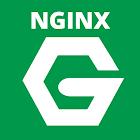 nginx logo -left