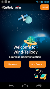 WIND-Tellody - screenshot