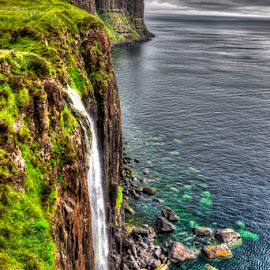 Creag an fhèlidih by Carlo Gulin - Landscapes Travel ( hdri, scotland, hdr )