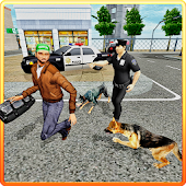Download Police Dog Crime Patrol Sniff APK to PC
