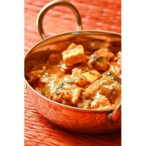Spicy and Creamy Kadai Paneer