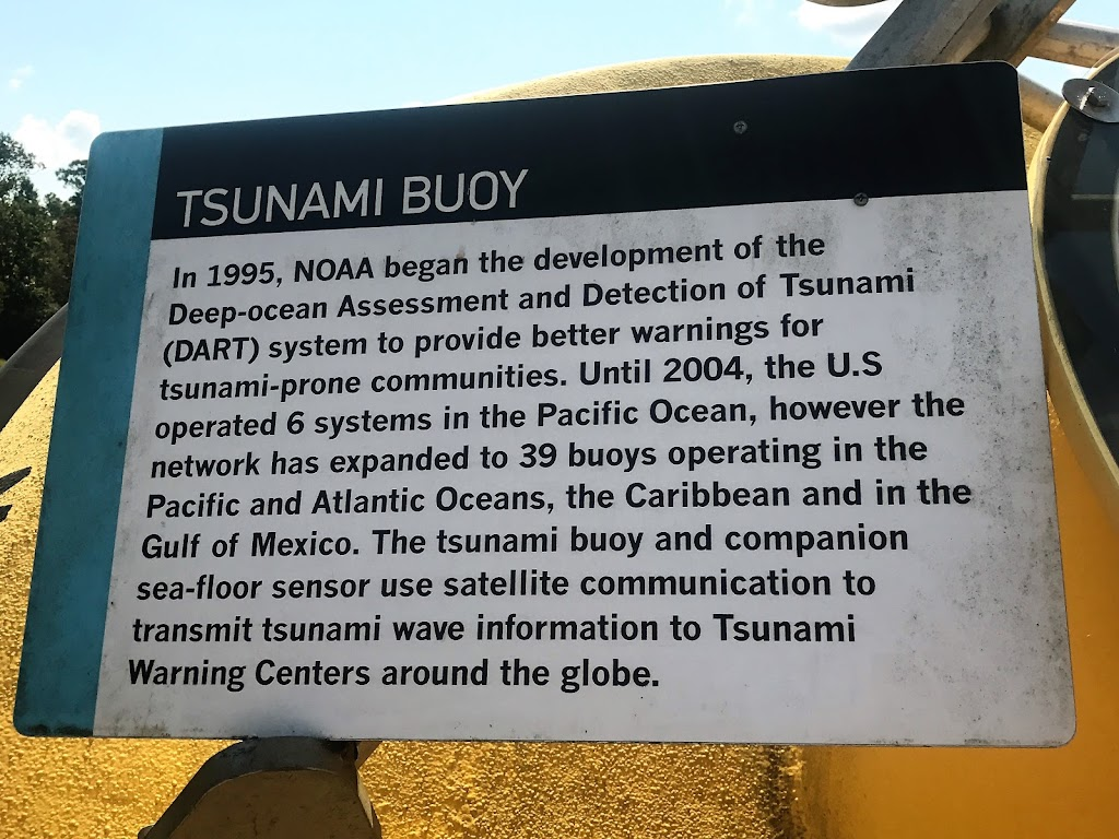 In 1995, NOAA began the development of the Deep-ocean Assessment and Detection of Tsunami (DART) system to provide better warnings for tsunami-prone communities. Until 2004, the U.S. operated 6 ...