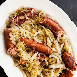 Polish Sausage Kraut Skillet Recipes — Dishmaps