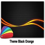 Theme - BlackOrange Icon