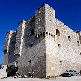Fortress Nehaj, Senj, Croatia by Dražen Komadina - Buildings & Architecture Public & Historical ( senj, croatia, fortress nehaj )
