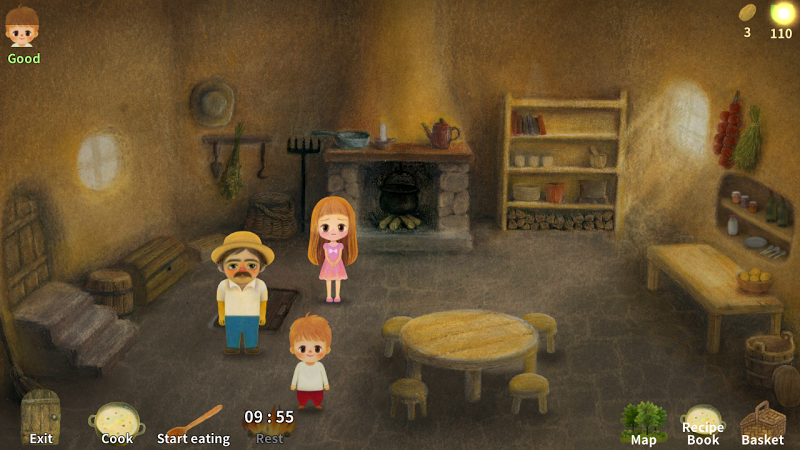 A Tale of Little Berry Forest: Fairy tale game Screenshot 4