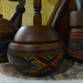 Banaue's pride by Liza Del Rosario - Artistic Objects Other Objects ( jacala, mountain, province, ifugao, banaue,  )