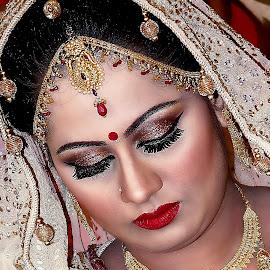 MAKE ME BEAUTIFUL by Mohammad Faruk - Wedding Bride