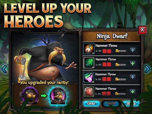 DragonSoul - Online RPG screenshot 8