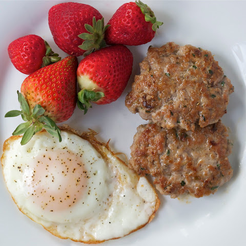 Pork Breakfast Sausage Patties