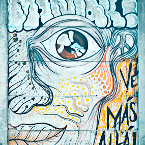 Graffitti 2 by Andro Zeledón - City,  Street & Park  Street Scenes ( san jose, street art, graffitti, costa rica, arte callejero, puriscal )