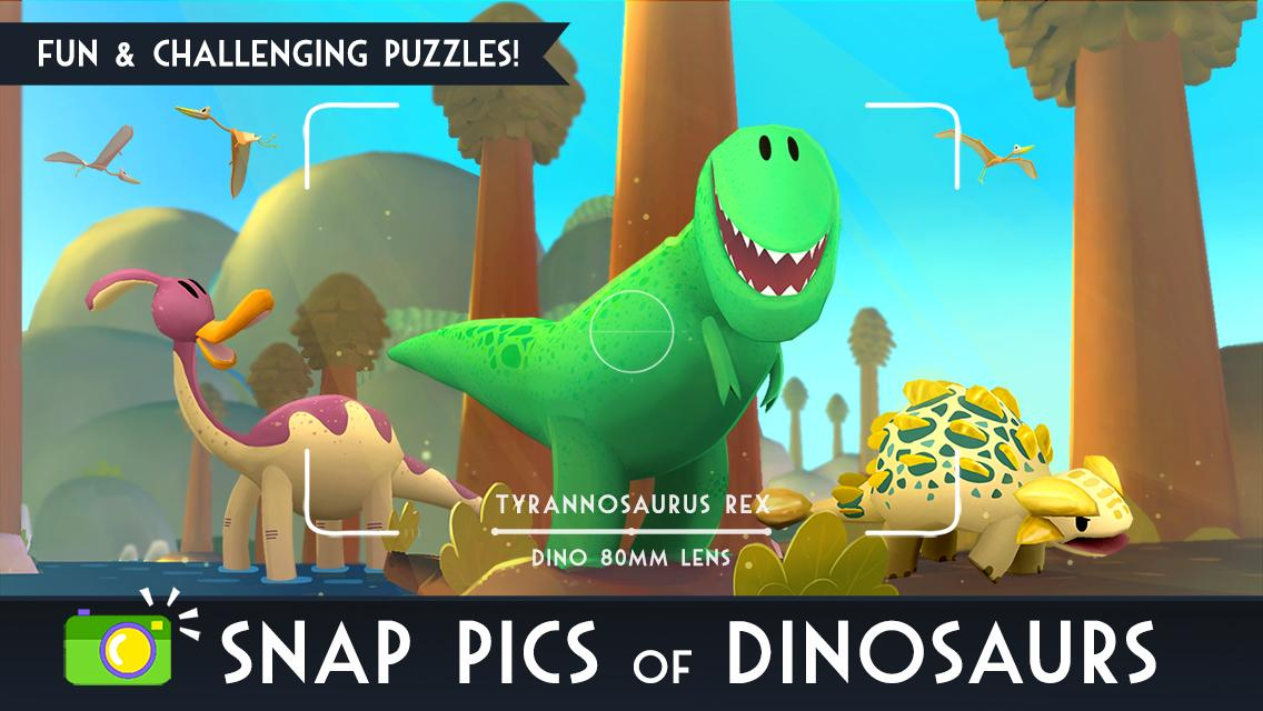 Jurassic GO Screenshot