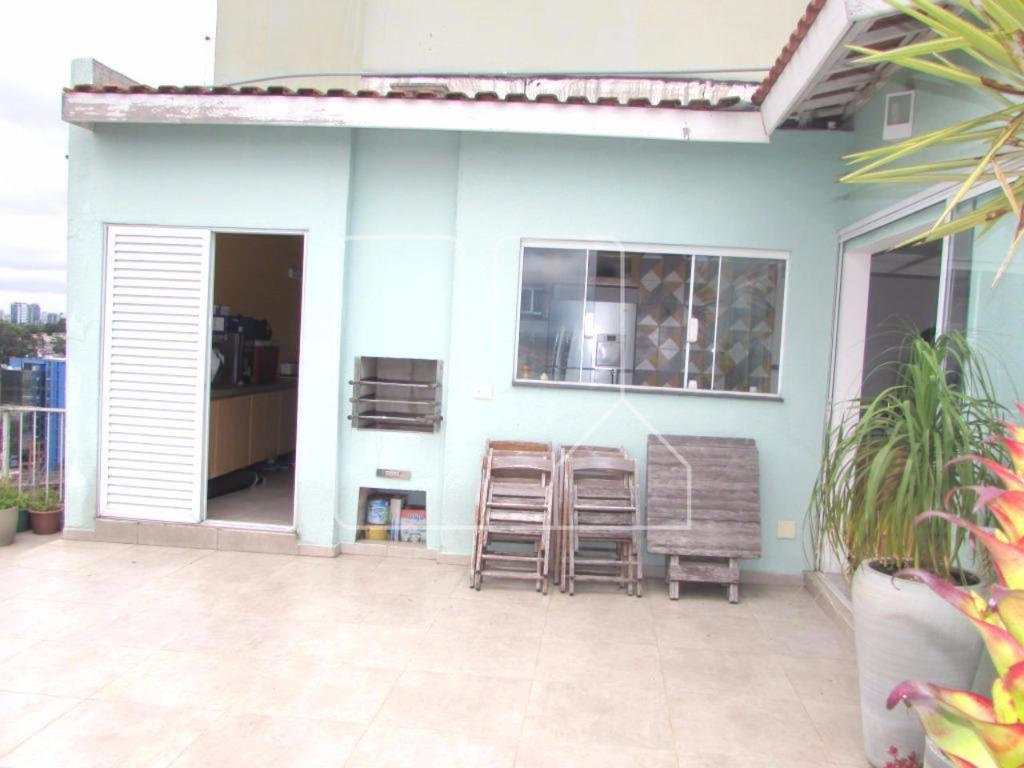 Cobertura à venda, Vila Das Belezas, São Paulo
