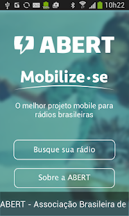 ABERT Mobilize-se - screenshot