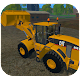 3d bucket dozer simulator game