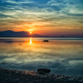 by Michelle Meenawong - Landscapes Sunsets & Sunrises