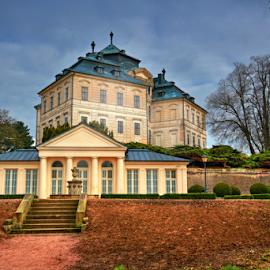 Karlova Koruna,  Chlumec nad Cidlinou by Irena Brozova - Buildings & Architecture Public & Historical