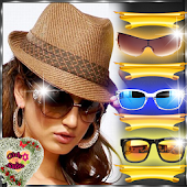 App Girls Glasses Photo Editor apk for kindle fire