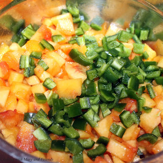 Peach and Jalapeno Pepper Jelly