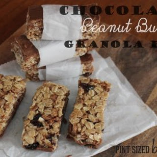 Peanut Butter Raisin Granola Bars Recipes