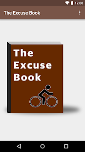 The Excuse Book - screenshot
